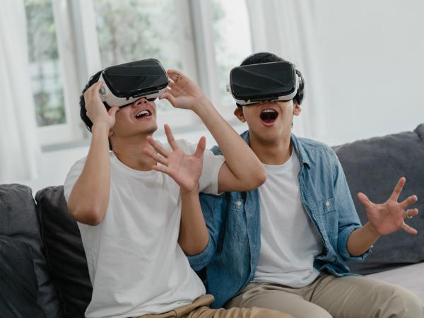 Клиент «Петербургской Недвижимости» выбрал квартиру с помощью сервиса VR-ипотека