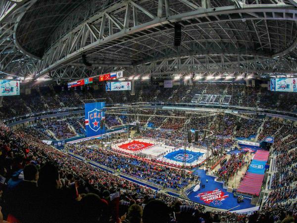 «Это был один из лучших матчей в моей жизни». Хоккей возвращается на «Газпром Арену»