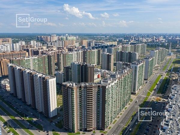 Завершено строительство жилья в проекте-миллионнике в Ленобласти