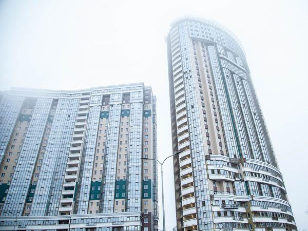 Сдана в эксплуатацию самая высокая новостройка Петербурга
