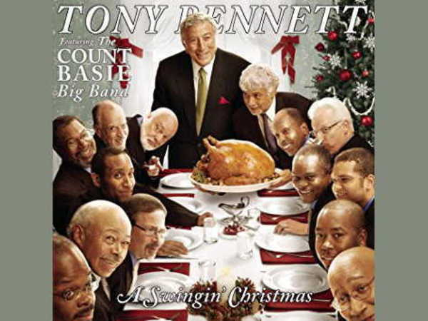 Tony Bennett Featuring The Count Basie Big Band – A Swingin' Christmas