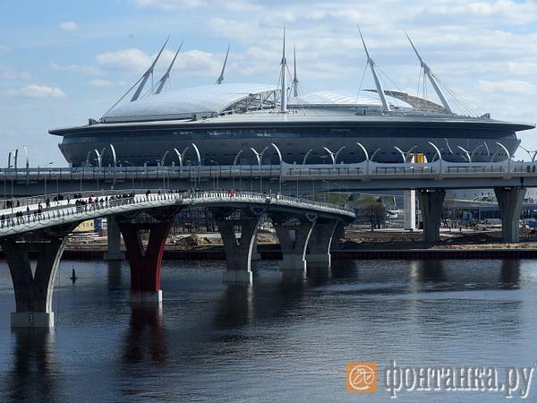 Мы строили, строили. Как изменился Петербург за последние 10 лет