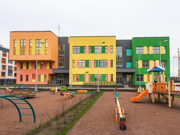 Детский сад в голландском квартале «Янила» введен в эксплуатацию