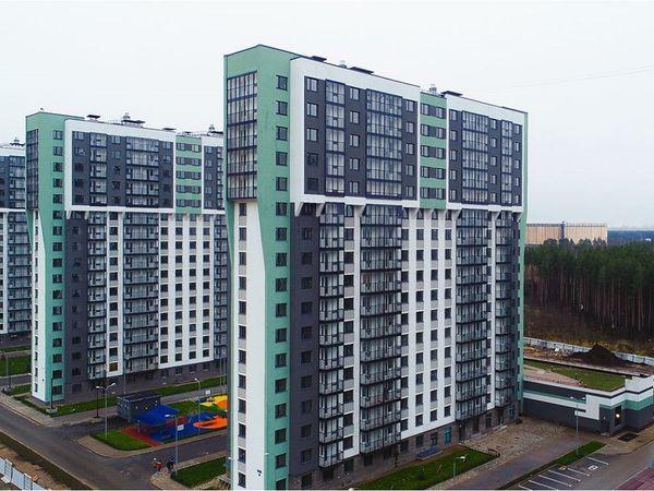 «Группа ЛСР» ввела в эксплуатацию жилые дома в «Шуваловском»