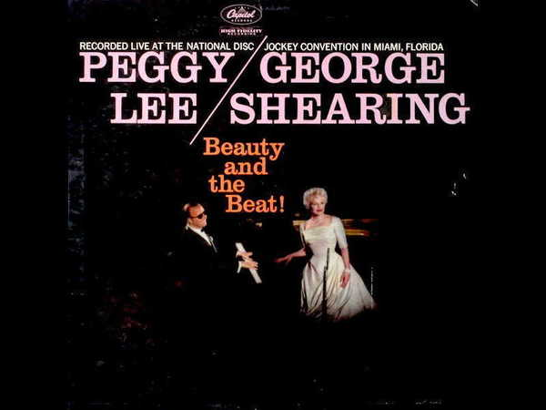 Peggy Lee / George Shearing – Beauty And The Beat!