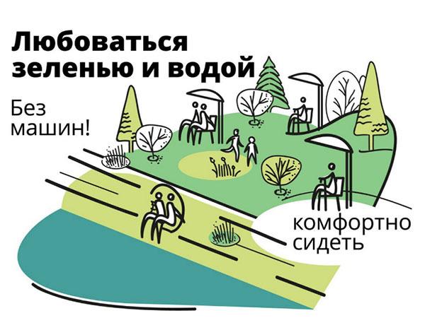 Послать балетмейстера Игоря и вырастить кабачок. Что петербуржцы хотят увидеть в парке «Тучков буян»