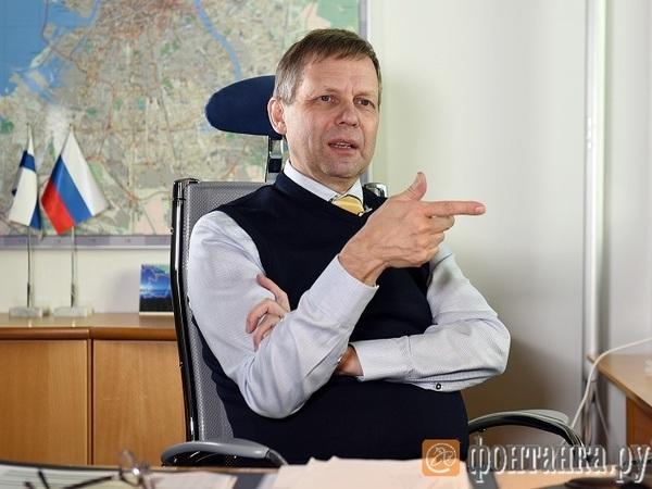 Теему Хелпполайнен, гендиректор компании «ЮИТ Санкт-Петербург»