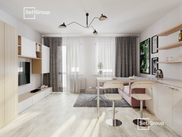 «Петербургская Недвижимость» рассказала о типичной квартире в новостройке
