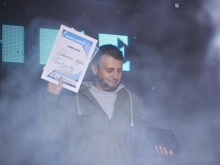 Фестиваль «Фонтанка-SUP» выиграл премию «Наводнение-2019»