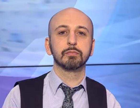 Саркис Дарбинян, адвокат, ведущий юрист правозащитной организации «Роскомсвобода»