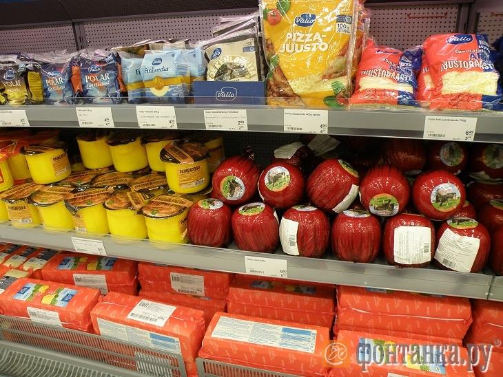 Сколько продуктов можно привезти в Россию из-за рубежа?