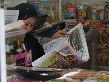 Смольный взбодрил газетчиков. Борьба с ларьками-оборотнями может ударить по распространителям прессы