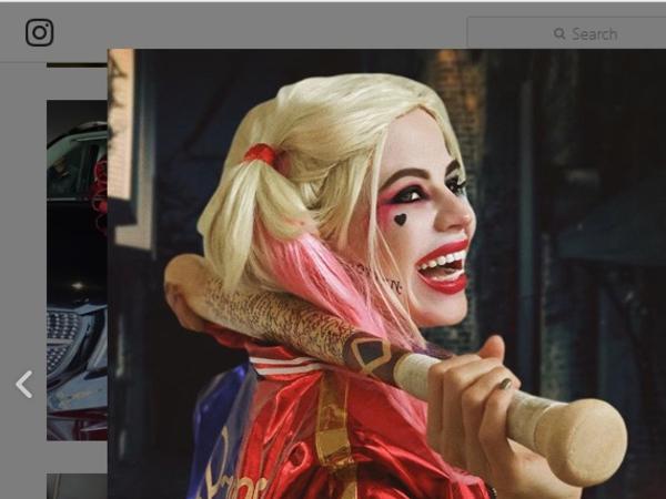 Скриншот с сайта instagram.com