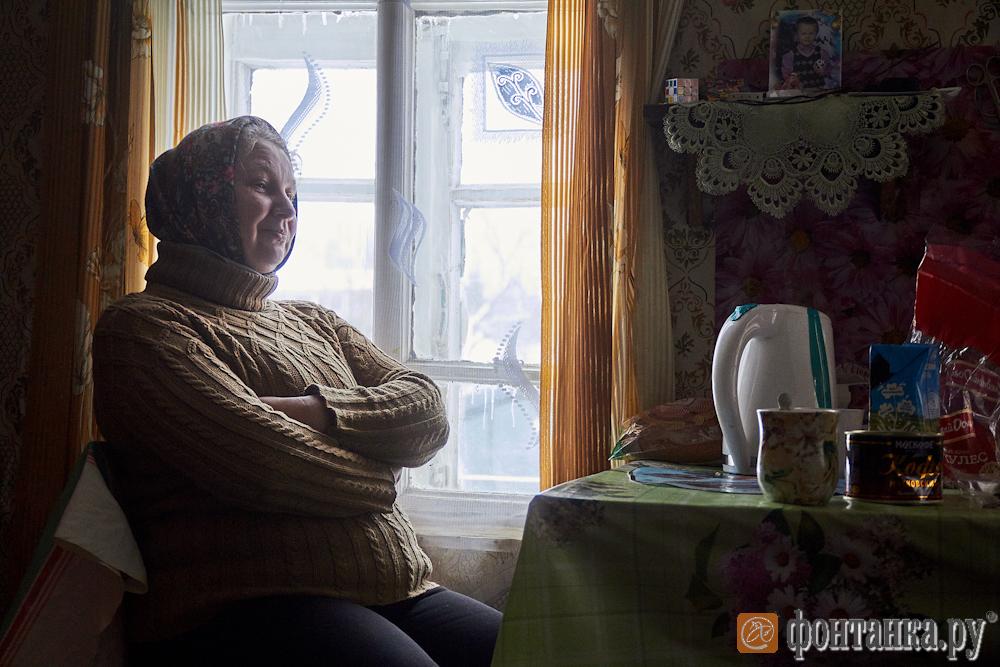 Ксения Малкина у себя дома (Фото: Александр Кириллов//