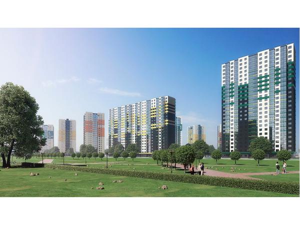 «Группа ЛСР» вывела на рынок новый дом в проекте «Новая Охта»