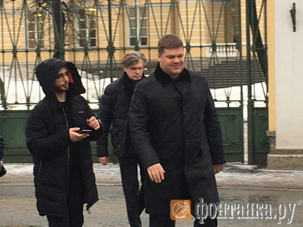 Николай Александров о докапитализации «Метростроя»: Будут предложения — будем обсуждать