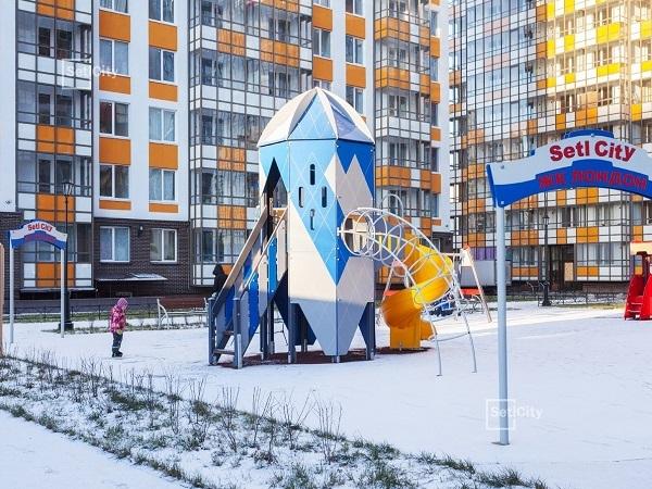 Setl Group приступил к строительству нового детского сада в ЖК «Лондон»