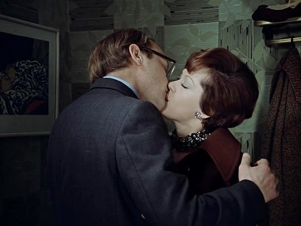 "Поцелуй на Валентинов день. Топ ""Фонтанки"""