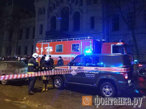 Как обрушить пять этажей ИТМО и никого не убить: главное о чудесном спасении 80 cтудентов и преподавателей в Петербурге