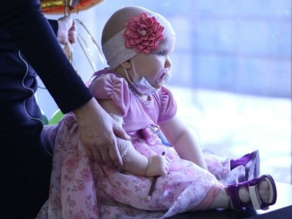 Помогите Полине победить лейкоз