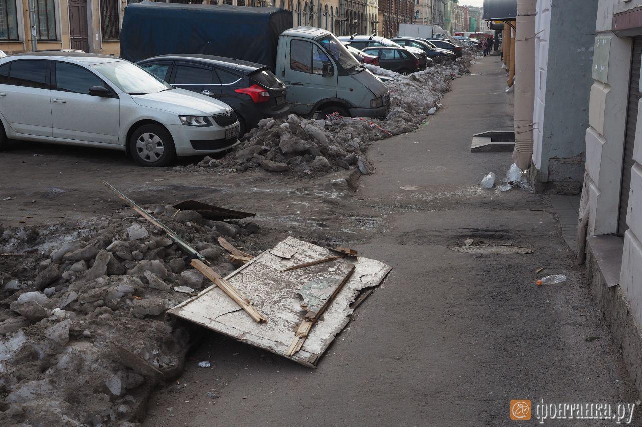 Мучной переулок