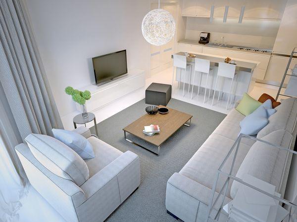 Спрос на новые квартиры с меблировкой в Петербурге растет