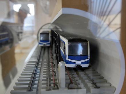 Схема метро москвы по годам до 2027 года