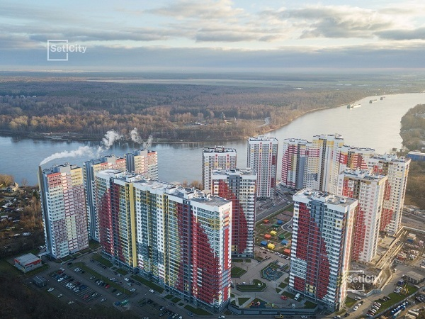 Весной Setl Group приступит к благоустройству набережной ЖК «Невские паруса»