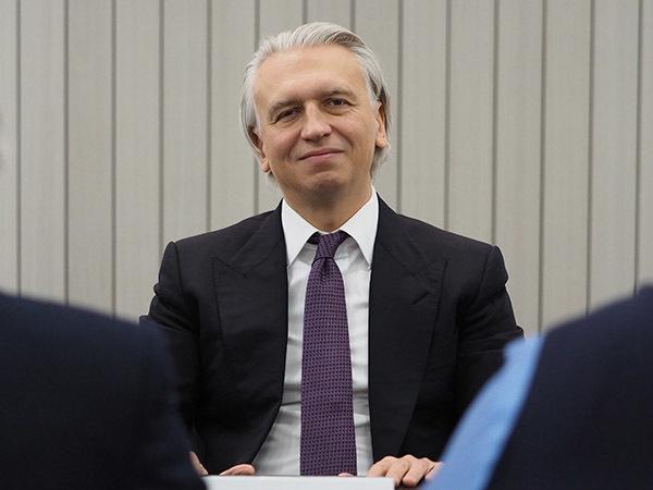 Футбольная газпромовская ротация. В РФС и «Зените» новые президенты