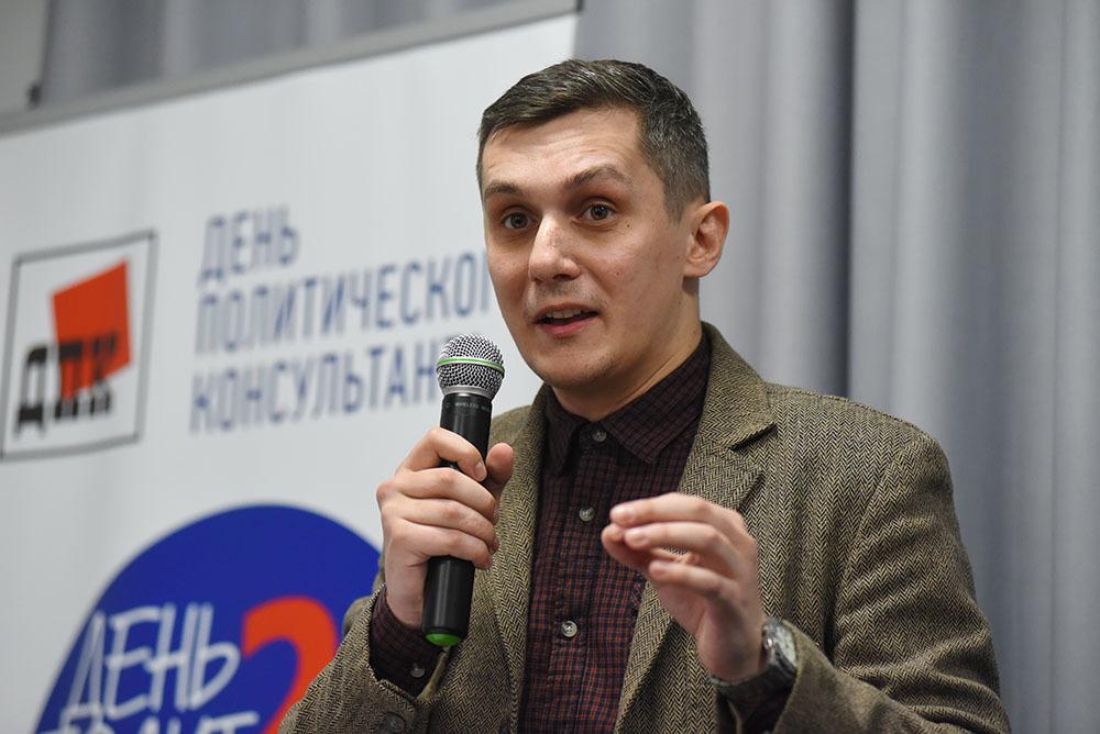 """Илья Турманидзе (фото Сергей Николаев /""""Фонтанка.ру"""" )"""