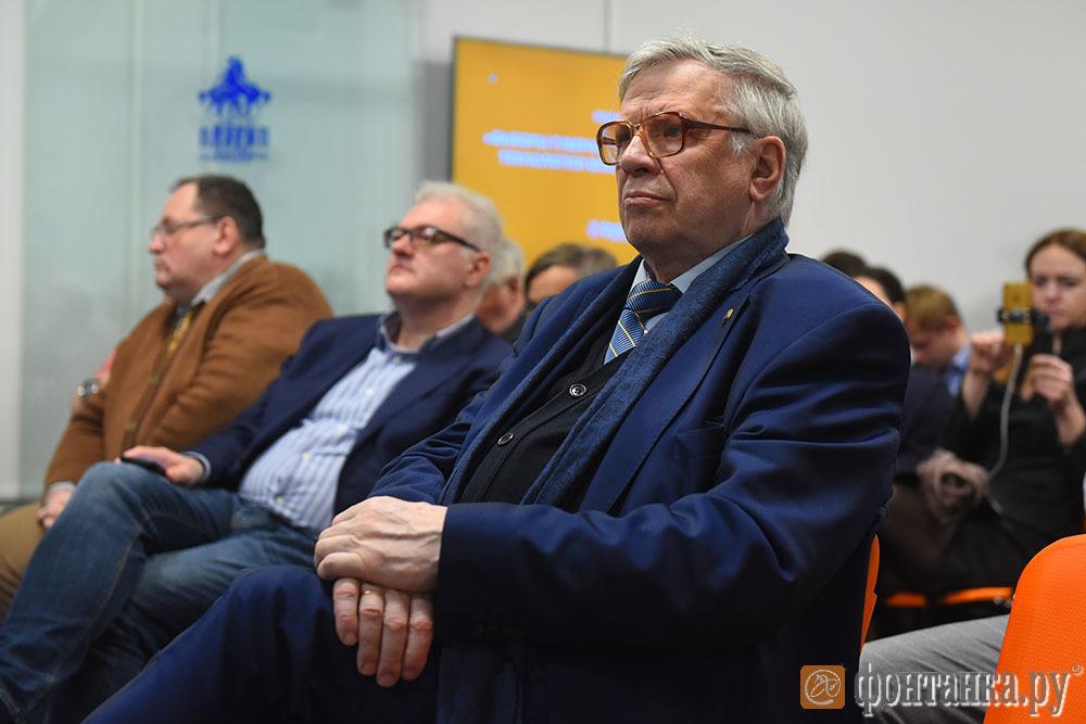 """Александр Юрьев ( фото Сергей Николаев /""""Фонтанка.ру"""")"""