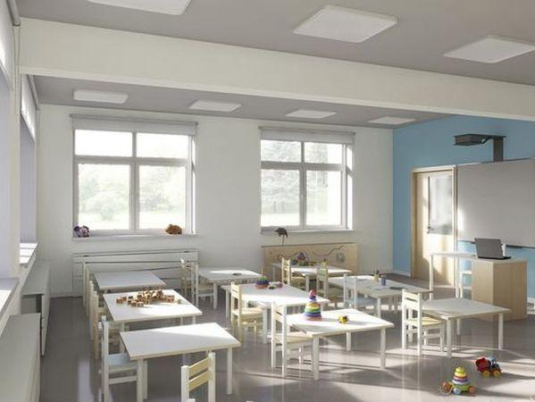 Группа ЦДС разработала дизайн-проект интерьеров детского сада в Кудрово