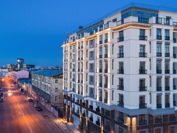 Нейминг жилых комплексов в Петербурге