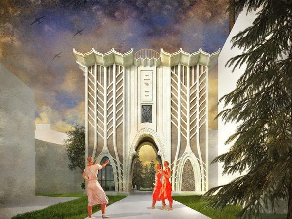 «Русская весна» добралась до Лисьего Носа. Там появится  дом-триумфальная арка в честь Крыма
