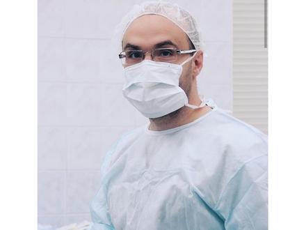Борис Владимирович Выступец/ фото предоставлено Американской Медицинской Клиникой