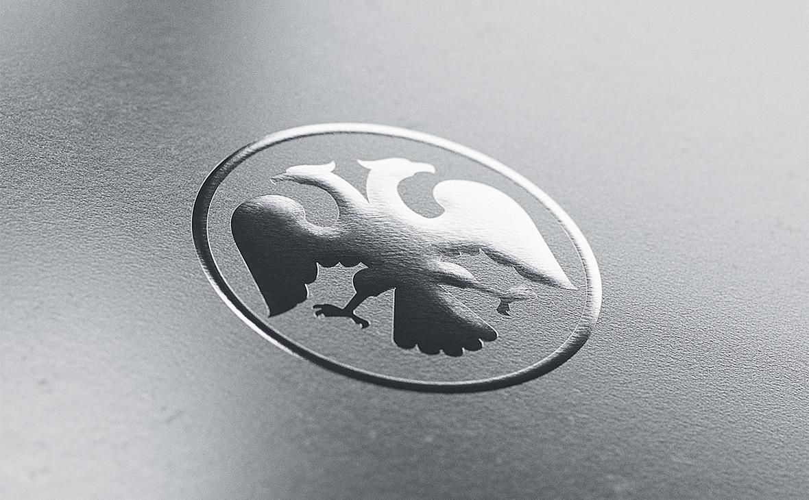 Банк России захлопнул клювы двуглавому орлу и «ощипал» его на своём новом логотипе (Иллюстрация 1 из 1) (Фото: otvetdesign.ru)