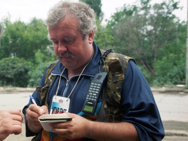 Александр Харченко «стал частью этой войны»
