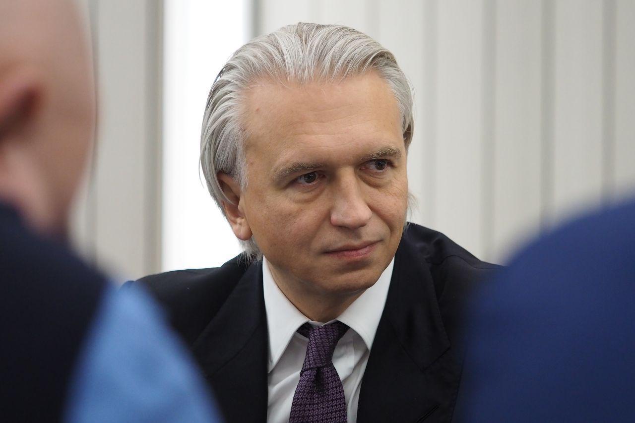 Александр Дюков (Фото: Михаил Огнев/