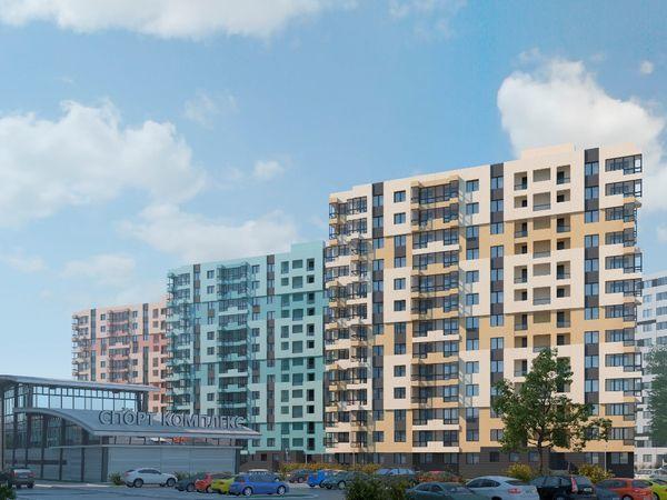 Старт продаж: предложение в ЖК «Ручьи» пополнилось на 113 квартир