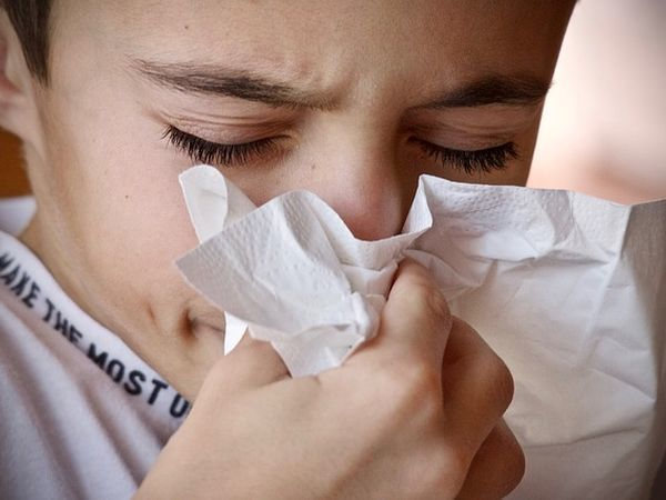 Весеннее обострение и причины головных болей у детей
