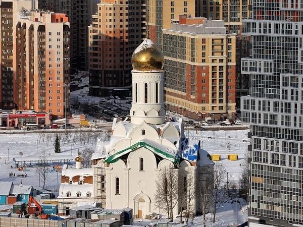 Все равны, но есть святее. Зачем РПЦ просит градостроительный карт-бланш в Петербурге