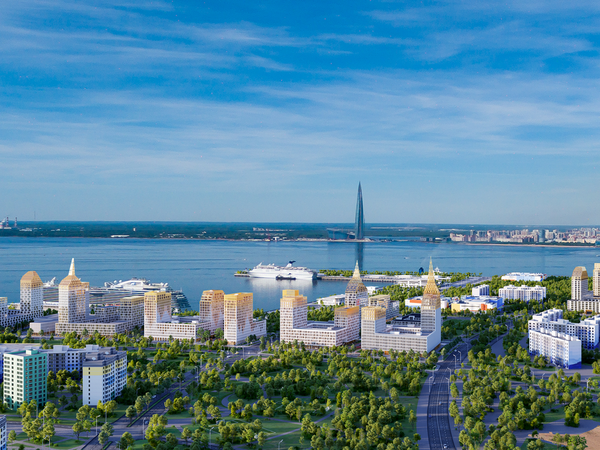 Жилые комплексы Glorax Development примут участие в премии «Рекорды рынка недвижимости»