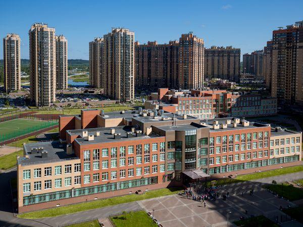 «Главстрой Санкт-Петербург» получил разрешение на строительство четвертой школы в ЖК «Северная долина»