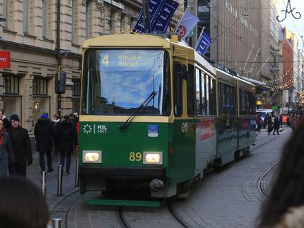 Хельсинки по-новому поделят на зоны. Как купить билет на общественный транспорт