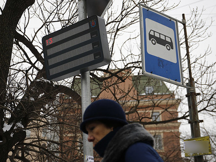 Что победило табло. В Петербурге погасла реформа общественного транспорта