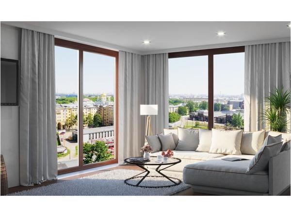 «Аквилон Инвест» предлагает скидки на видовые квартиры в центре Петербурга