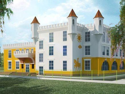 «Ленстройтрест» приступил к активной фазе строительства детского сада в «Юттери»