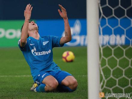 На «Газпром-арене» ждут другой гимн. «Зениту» надо не проходить «Вильярреал», а обыгрывать «Спартак»