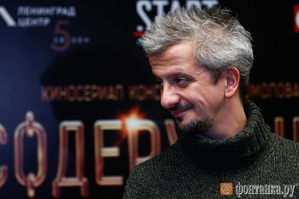 Константин Богомолов (Фото: Антон Ваганов/