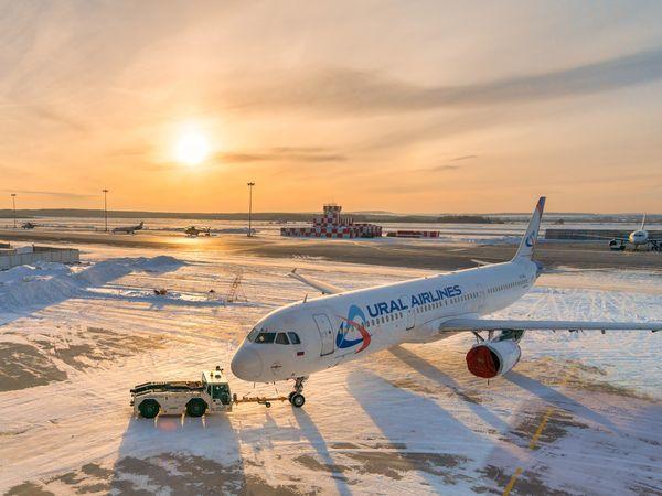 «Уральские авиалинии» перевезли свыше 1 миллиона человек с начала года